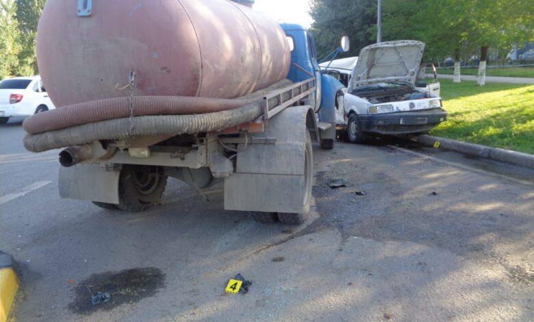 Пассажир погиб в результате ДТП в Семее